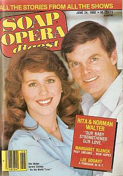 June 24, 1980 issue of Soap Opera Digest