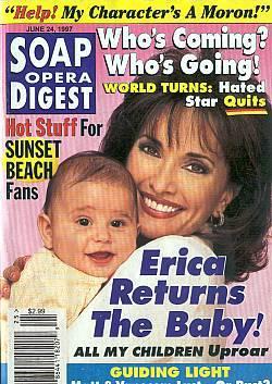 Soap Opera Digest - June 24, 1997