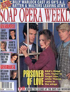 Soap Opera Weekly June 24, 1997