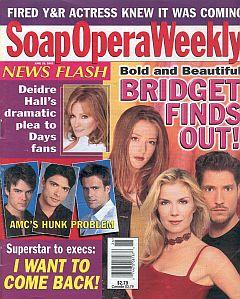 Soap Opera Weekly June 25, 2002