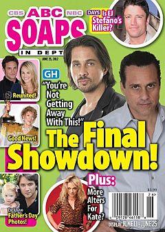 ABC Soaps In Depth June 25, 2012