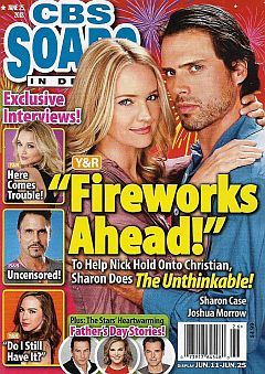 CBS Soaps In Depth - June 25, 2018