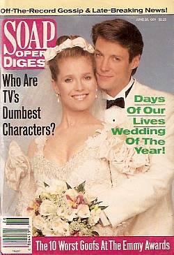 Soap Opera Digest June 25, 1991