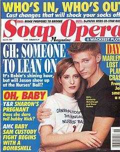 Soap Opera Magazine June 25, 1996