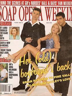 Soap Opera Weekly June 25, 1996