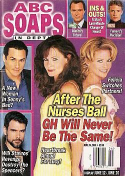 ABC Soaps In Depth June 26, 2001