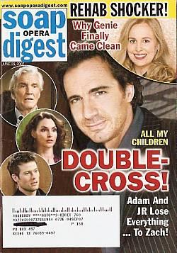 Soap Opera Digest June 26, 2007