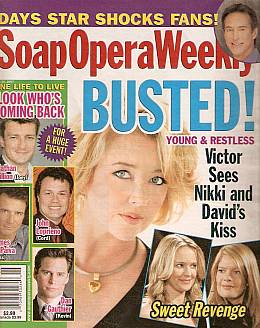 Soap Opera Weekly June 26, 2007