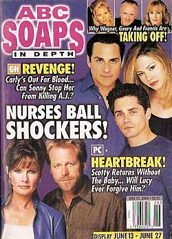 ABC Soaps In Depth June 27, 2000
