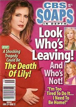 CBS Soaps In Depth June 27, 2006
