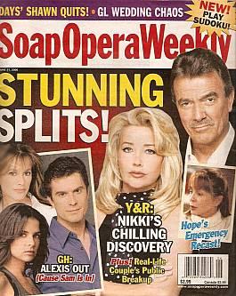 Soap Opera Weekly June 27, 2006