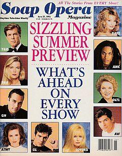 Soap Opera Magazine June 27, 1995