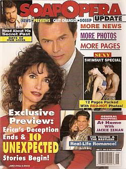 Soap Opera Update June 27, 1995
