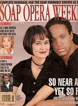 Soap Opera Weekly June 27, 1995