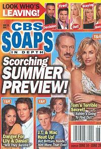 CBS Soaps In Depth June 28, 2005