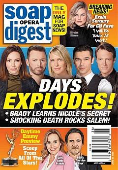 Soap Opera Digest June 28, 2021
