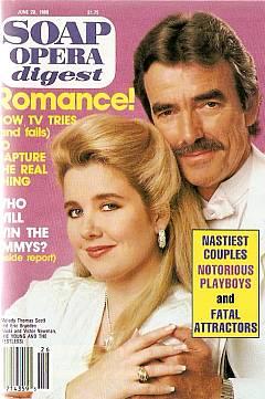 Soap Opera Digest June 28, 1988