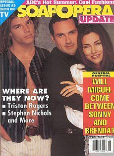 Soap Opera Update June 28, 1994