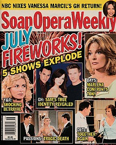 Soap Opera Weekly June 29, 2004