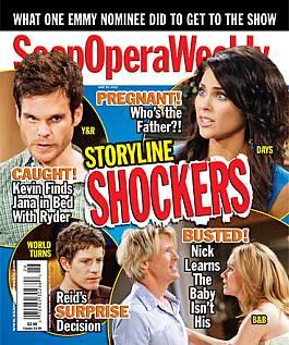 Soap Opera Weekly June 29, 2010