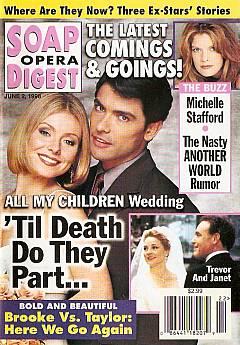 Soap Opera Digest - June 2, 1998