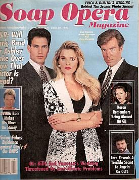Soap Opera Magazine June 29, 1993