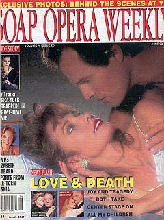 Soap Opera Weekly June 29, 1993