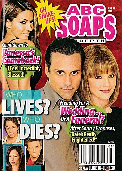 ABC Soaps In Depth June 30, 2008