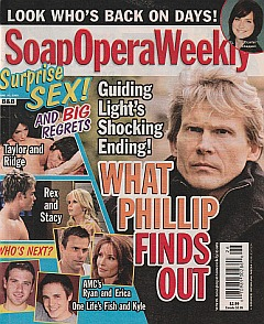 Soap Opera Weekly June 30, 2009