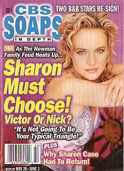 CBS Soaps In Depth June 3, 2003