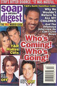 Soap Opera Digest June 3, 2003