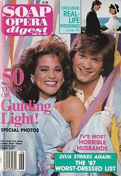 June 30, 1987 Soap Opera Digest