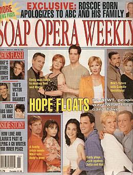 Soap Opera Weekly June 30, 1998