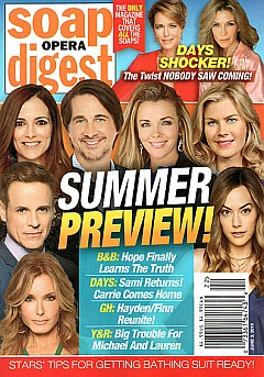 Soap Opera Digest June 3, 2019