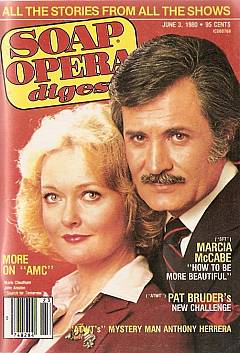 June 3, 1980 issue of Soap Opera Digest