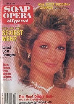 Soap Opera Digest June 3, 1986