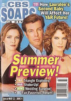 CBS Soaps In Depth June 4, 2002