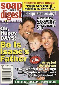 Soap Opera Digest June 4, 2002