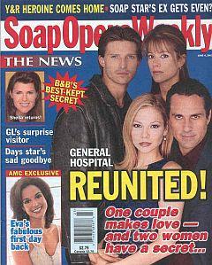 Soap Opera Weekly June 4, 2002