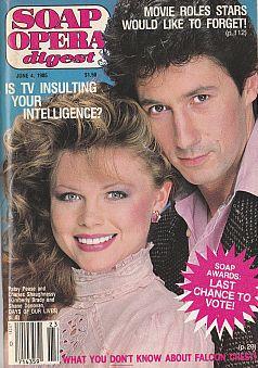 Soap Opera Digest June 4, 1985