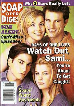 Soap Opera Digest - June 4, 1996