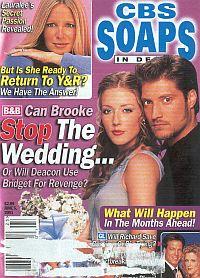 CBS Soaps In Depth June 5, 2001