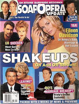 Soap Opera Update June 5, 2001