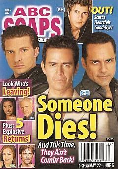 ABC Soaps In Depth June 5, 2007