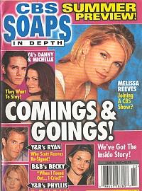 CBS Soaps In Depth June 6, 2000