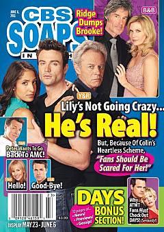 CBS Soaps In Depth June 6, 2011