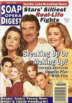 Soap Opera Digest - June 6, 1995