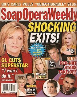 Soap Opera Weekly June 7, 2005