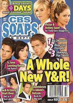 CBS Soaps In Depth June 7, 2010