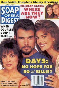 Soap Opera Digest - June 7, 1994